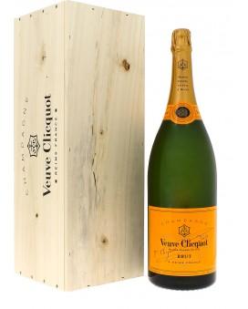 Champagne Veuve Clicquot Carte Jaune Nabuchodonosor