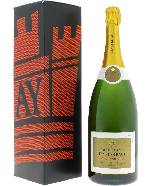 Champagne Henri Giraud Réserve F. hémart Magnum