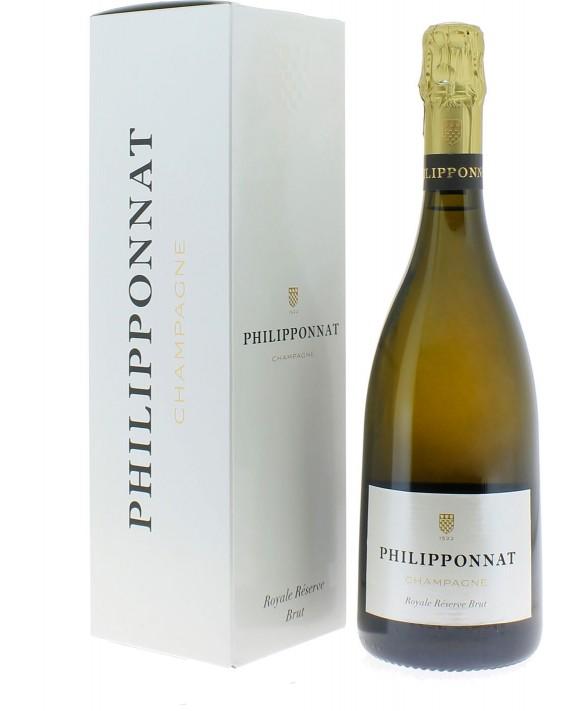 Champagne Philipponnat Royale Réserve casket