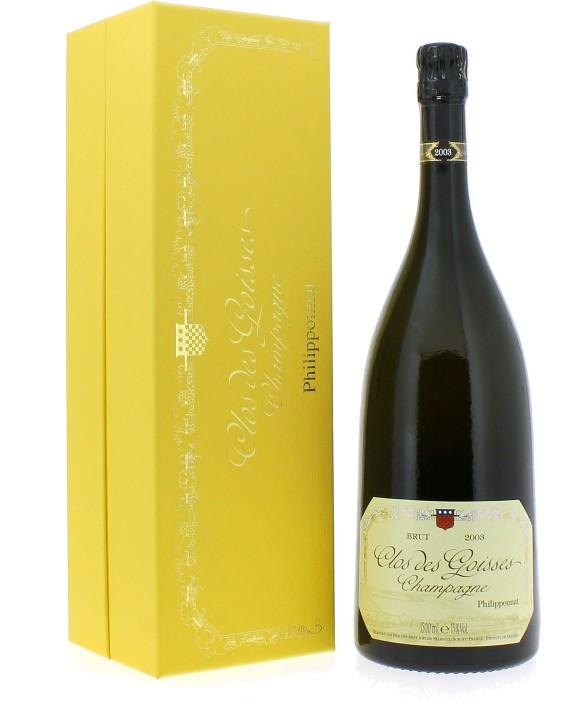 Champagne Philipponnat Clos des Goisses 2003 Magnum