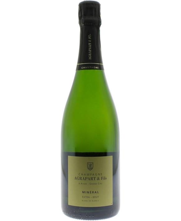 Champagne Agrapart Minéral 2007 Extra-Brut Blanc de Blancs Grand Cru
