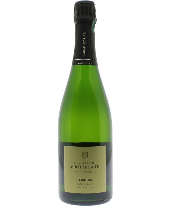 Champagne Agrapart Terroirs Extra-Brut Blanc de Blancs Grand Cru