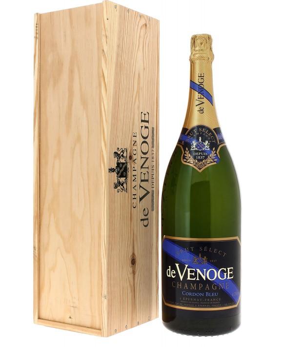 Champagne De Venoge Cordon Bleu Brut Jéroboam 300cl