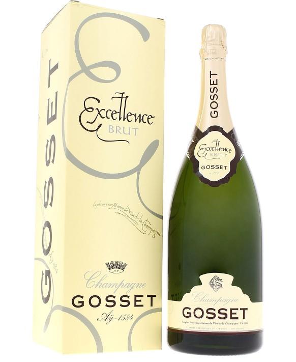 Champagne Gosset Brut Excellence Magnum
