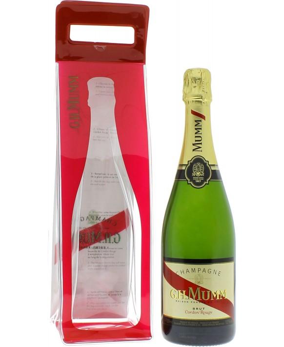 Champagne Mumm Cordon Rouge Ice Bag
