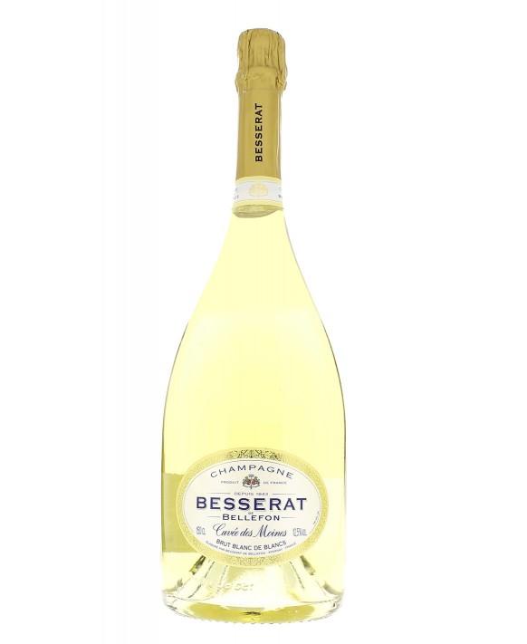 Champagne Besserat De Bellefon Cuvée des Moines Blanc de Blancs Magnum