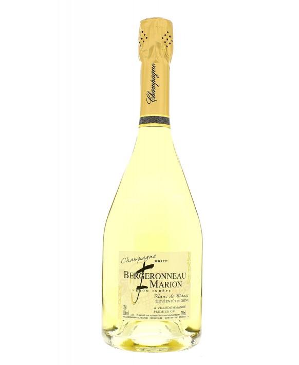Champagne Bergeronneau Marion Blanc de Blancs en Fût de chêne