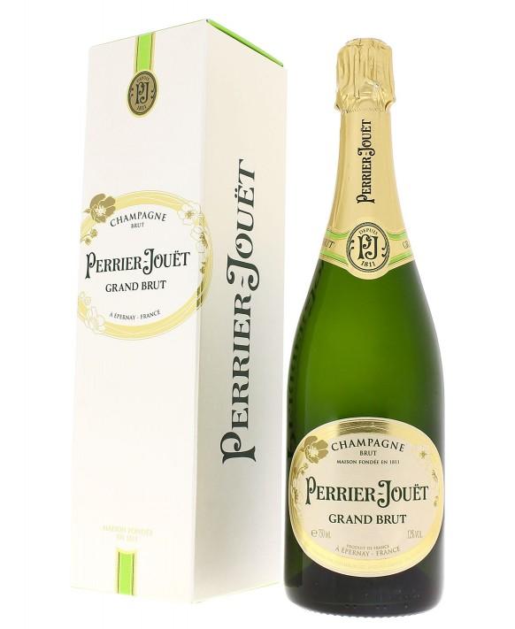 Champagne Perrier Jouet Grand Brut étui