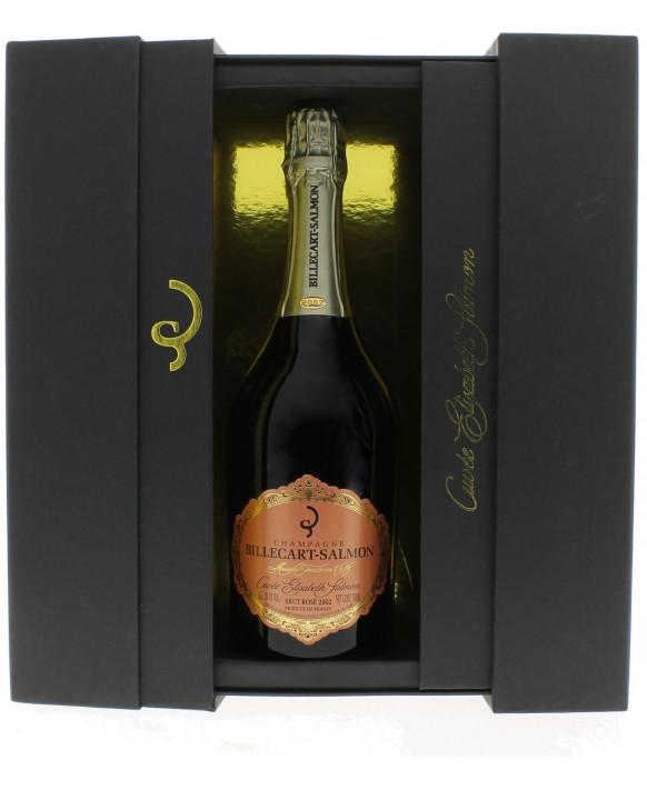 Champagne Billecart - Salmon Brut Rosé Cuvée Elisabeth Salmon 2002 75cl