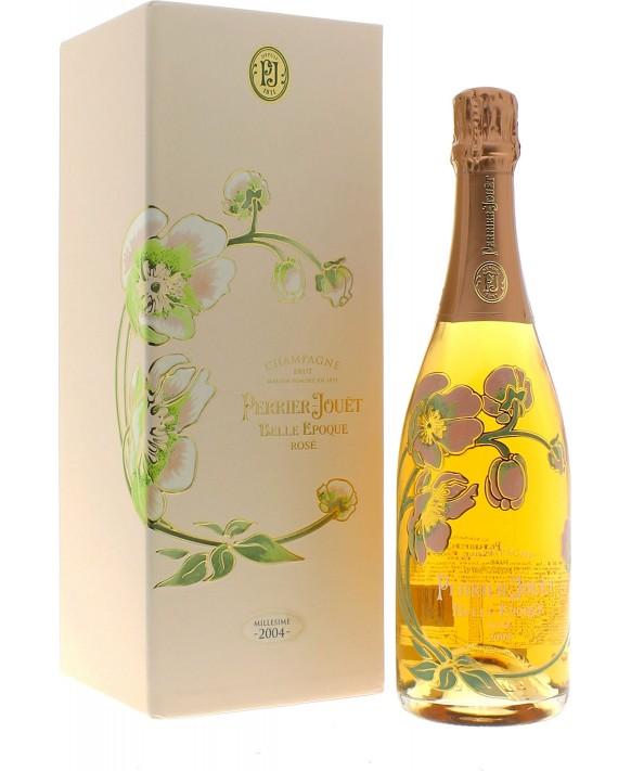 Champagne Perrier Jouet Belle Epoque Rosé 2004 75cl