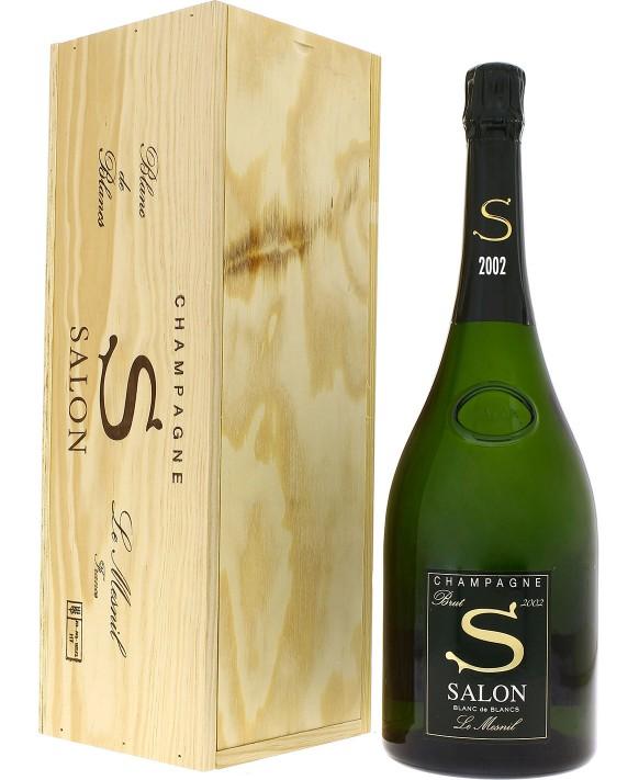 Champagne Salon S 2002 Magnum