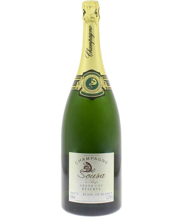 Champagne De Sousa Réserve Grand Cru Blanc de Blancs Magnum