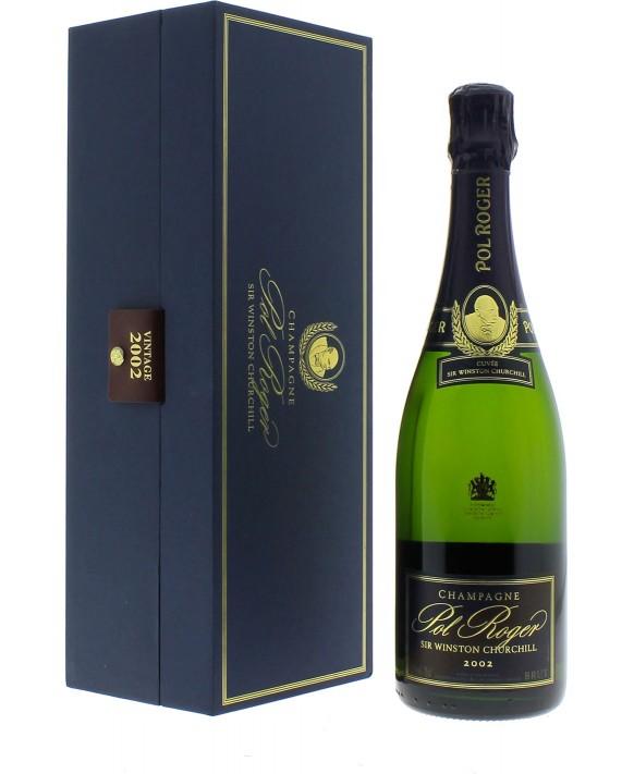 Champagne Pol Roger Cuvée Winston Churchilll 2002 75cl