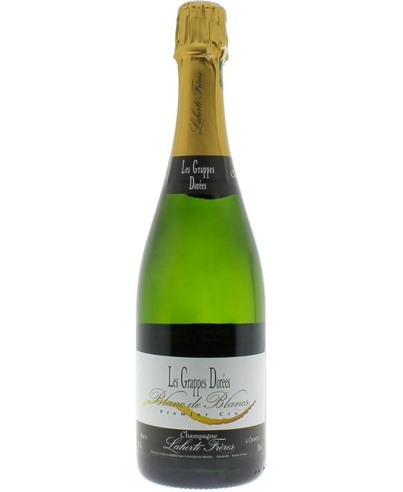 Champagne Laherte 1er Cru Blanc de Blancs les Grappes dorées