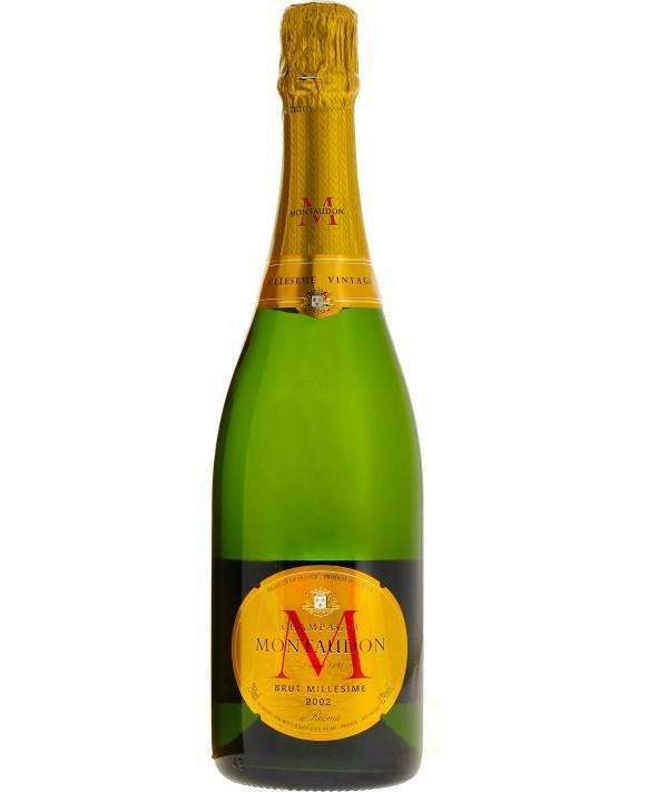 Champagne Montaudon Brut Vintage 2002