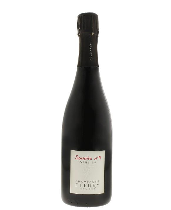Champagne Fleury Sonate n°9 opus 10 75cl