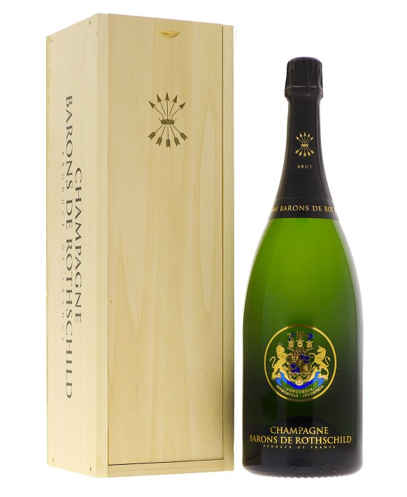 Champagne Barons De Rothschild Brut Mathusalem