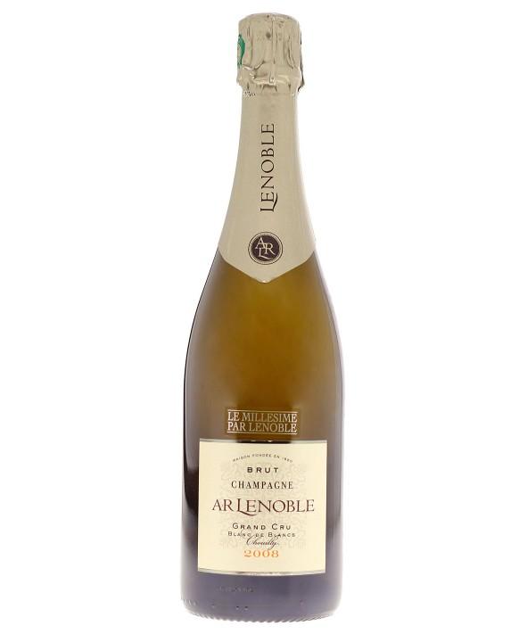 Champagne Ar Lenoble Grand Cru Blanc de Blancs 2008 75cl