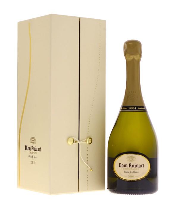 Champagne Ruinart Dom Ruinart 2004 coffret