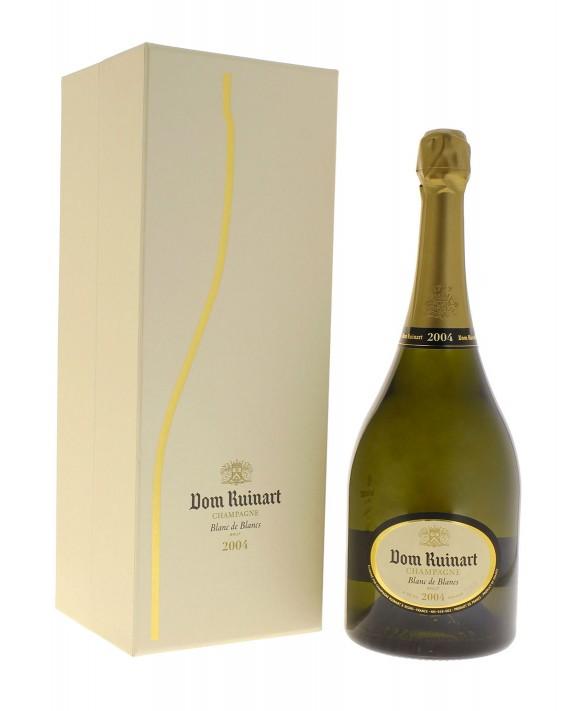 Champagne Ruinart Dom Ruinart Blanc de Blancs 2004 Magnum 150cl
