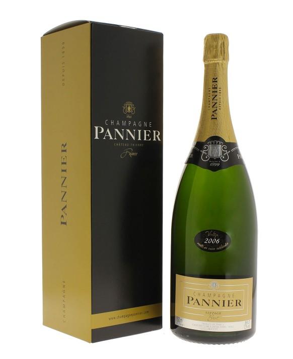 Champagne Pannier Brut 2006 Magnum