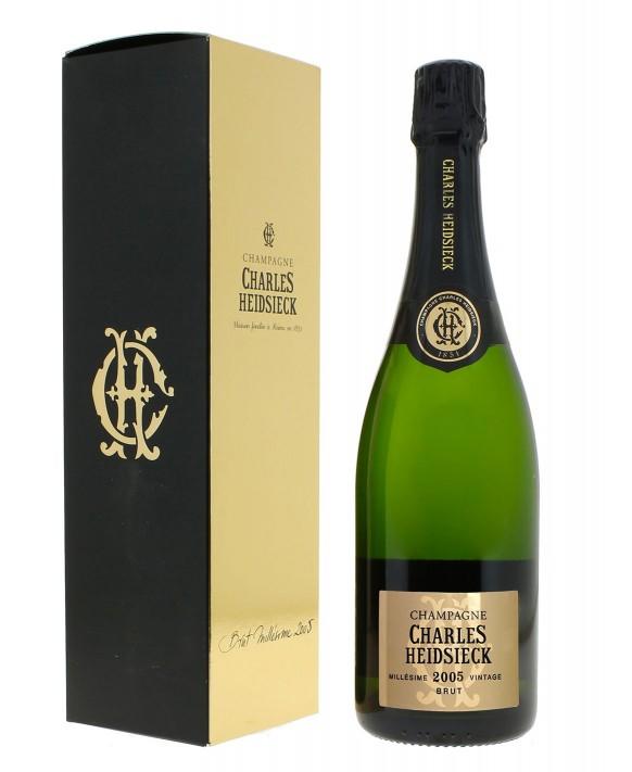 Champagne Charles Heidsieck Millésime 2005 75cl