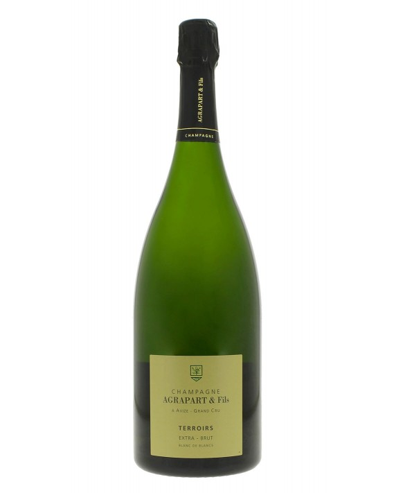 Champagne Agrapart Jéroboam Terroirs Extra-Brut Blanc de Blancs Grand Cru