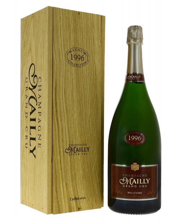 Champagne Mailly Grand Cru Brut 1996 Grand Cru Magnum 150cl