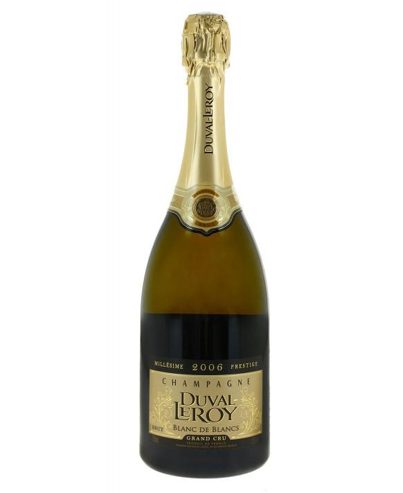 Champagne Duval - Leroy Blanc de Blancs Grand Cru Prestige 2006 75cl
