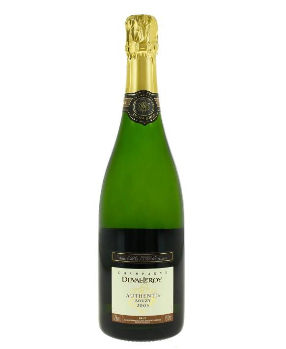 Champagne Duval - Leroy Bouzy 2005