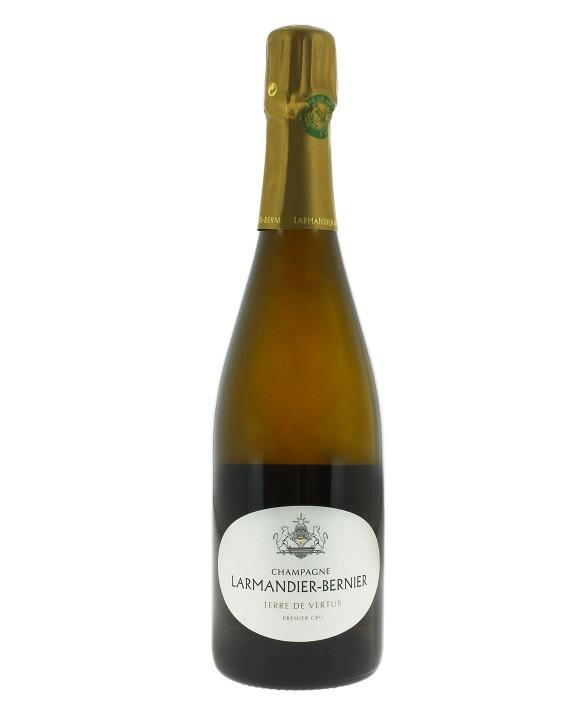 Champagne Larmandier-bernier Terre de Vertus Non Dosé 1er Cru 2010 75cl
