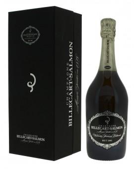 Champagne Billecart - Salmon Brut Cuvée Nicolas Francois Billecart 2002
