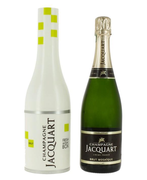 Champagne Jacquart Brut Mosaïque fresh box 75cl