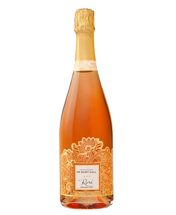 Champagne De Saint Gall Glam's Rosé Grand Cru 75cl