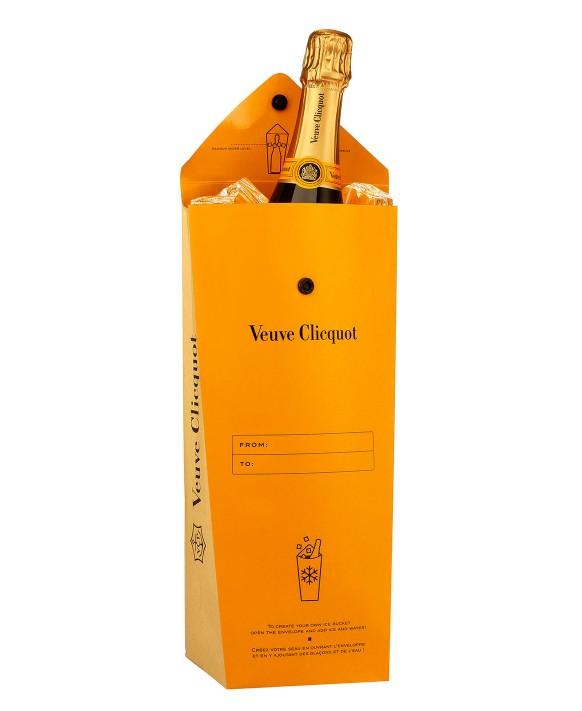 Champagne Veuve Clicquot Carte Jaune Ice letter 75cl