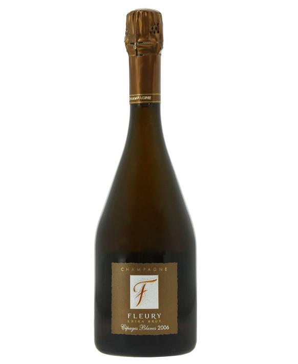 Champagne Fleury Cépages Blancs Extra-Brut 2006 75cl
