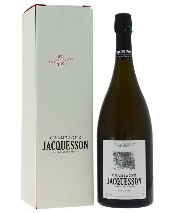Champagne Jacquesson Dizy Corne Bautray 2005 Magnum 150cl