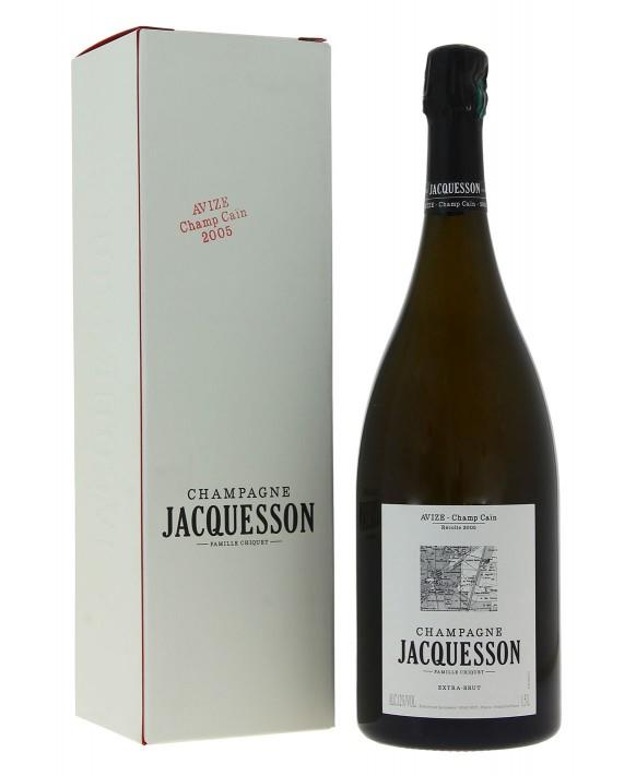 Champagne Jacquesson Avize Champ Caïn 2005 Magnum 150cl