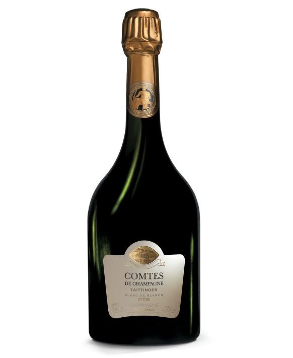 Champagne Taittinger Comtes de Champagne Blanc de Blancs 2006 75cl
