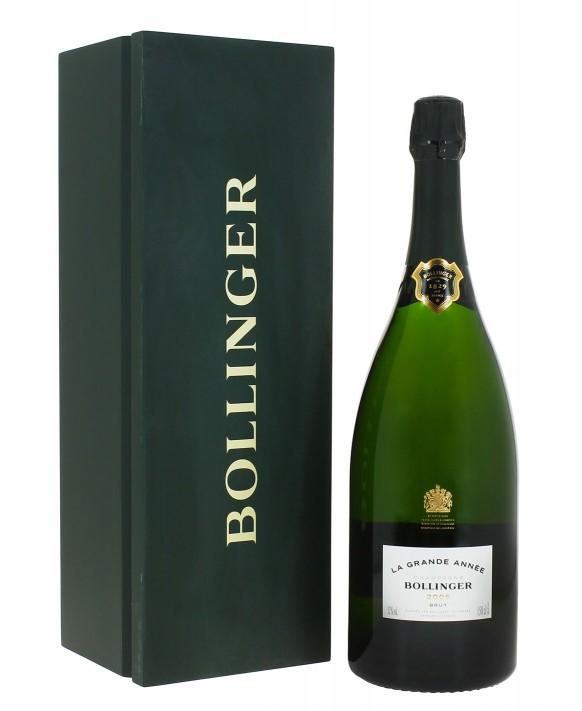 Champagne Bollinger Grande Année 2005 Magnum 150cl
