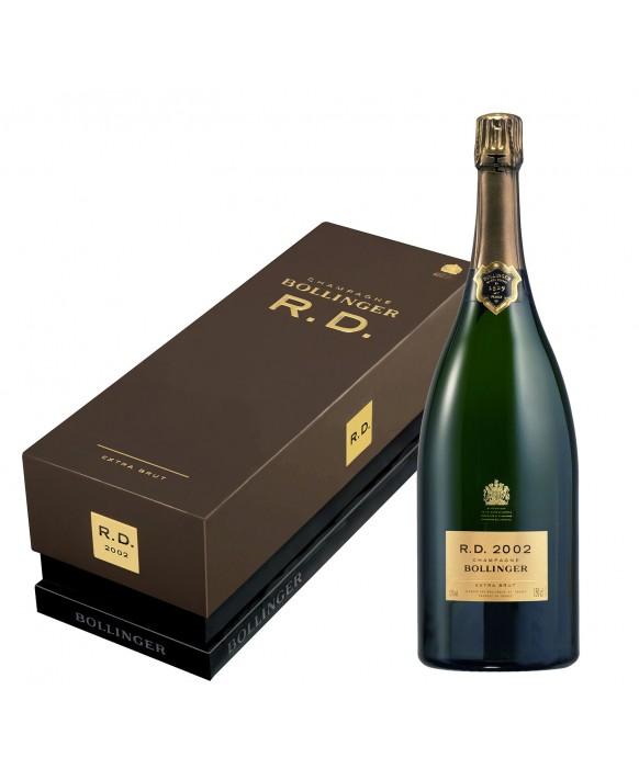 Champagne Bollinger R.D. 2002 Magnum 150cl
