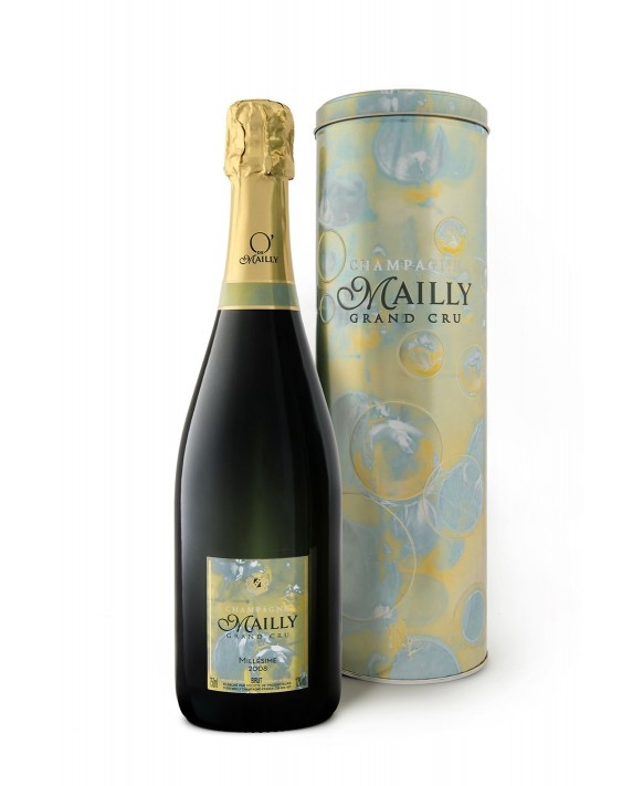Champagne Mailly Grand Cru O 2008 75cl