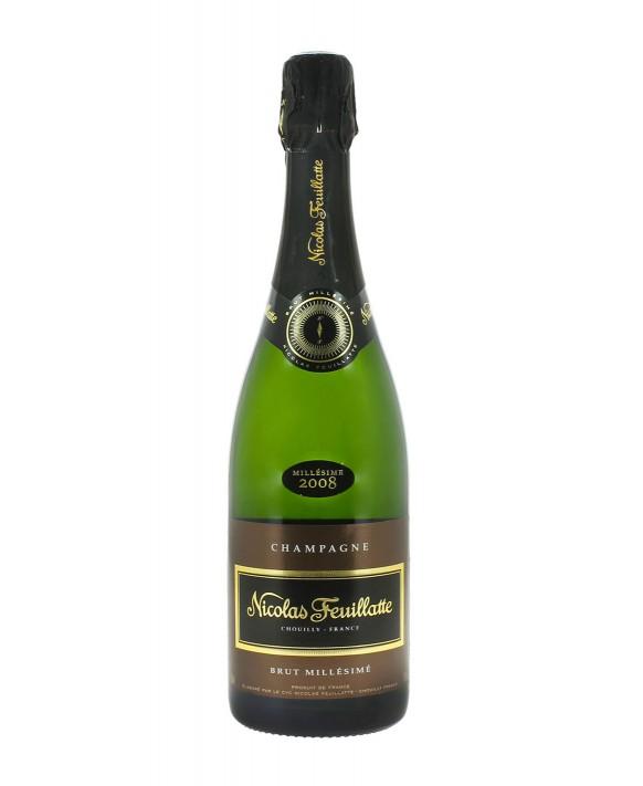 Champagne Nicolas Feuillatte Brut 2008 75cl