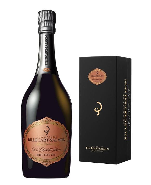 Champagne Billecart - Salmon Brut Rosé Cuvée Elisabeth Salmon 2006 75cl