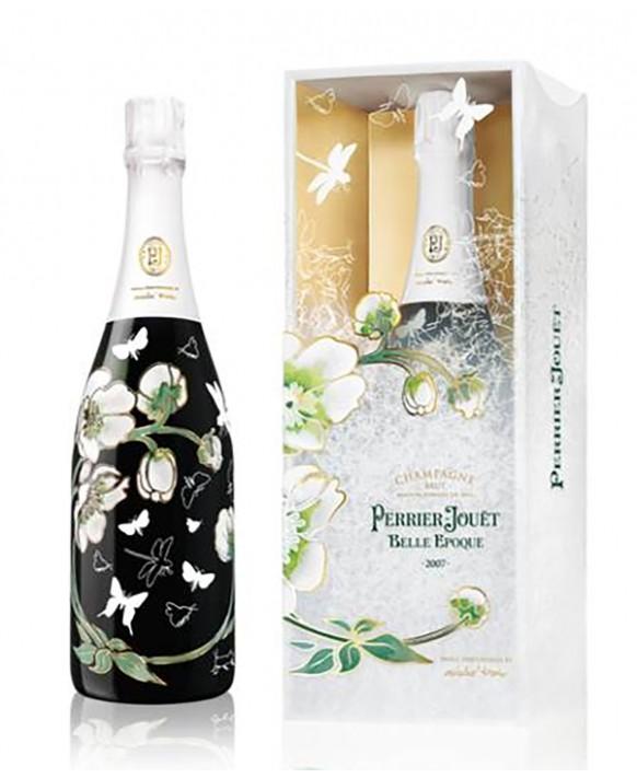 Champagne Perrier Jouet Belle Epoque 2007 Edition Limitée by Mischer Traxler 75cl