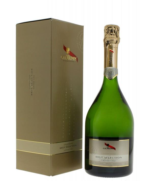 Champagne Mumm Brut Sélection étui