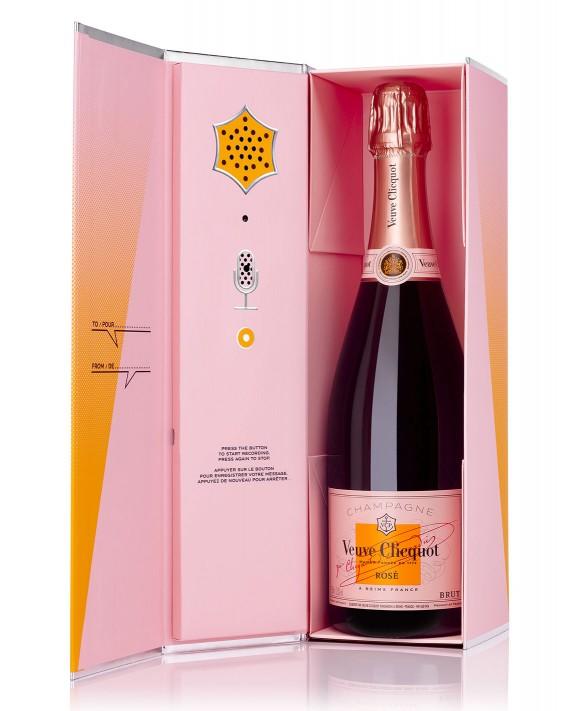 Champagne Veuve Clicquot Rosé Clicq Call