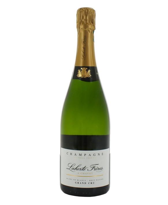 Champagne Laherte Blanc de Blancs Grand Cru Nature