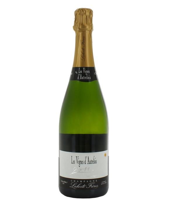 Champagne Laherte Extra-Brut les Vignes d'Autrefois 2011 75cl