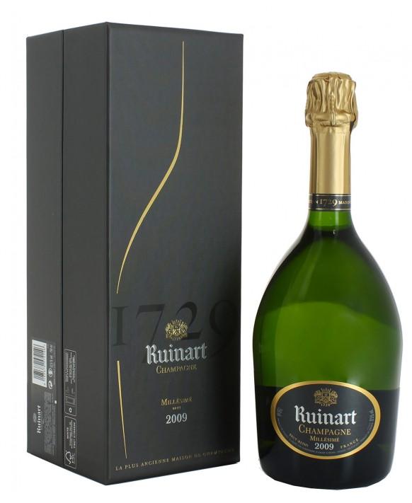 Champagne Ruinart R de Ruinart 2009 casket 75cl
